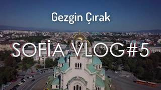 Otobüsle Bulgaristan'a gitmek! Haftasonu SOFYA Gezisi (Teknoloji fiyatları) #Vlog5