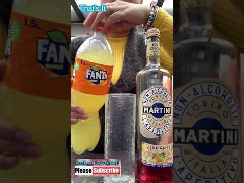 Martini non-alcohol and