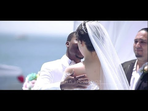 African & Chinese Wedding(Most Beautiful Interracial Wedding)