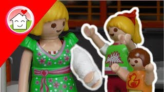 Playmobil Film Deutsch Der Gebrochene Arm  / Kinderfilm / Kinderserie Von Family Stories