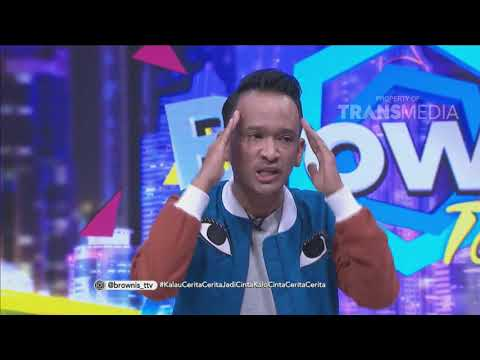BROWNIS TONIGHT - Kocak !! Billy Panik Di Kerjain Ruben, Mau Di Datengin Kris Hatta (25/4/18) Part 3