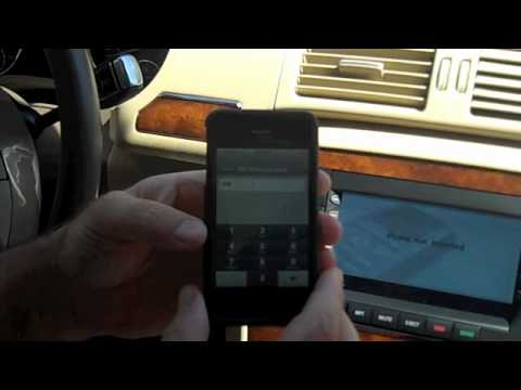 Pairing a mercedes benz bluetooth puck to an iphone4 youtube for Mercedes benz bluetooth puck
