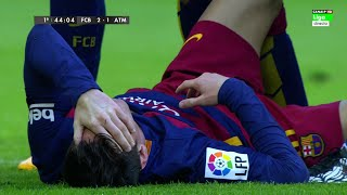 Lionel Messi vs Atletico Madrid (Home) 15-16 HD 720p - English Commentary