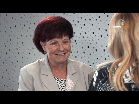 Blanka Števicová – Hospic v Mostě: Tohle není práce, to je něco vyššího