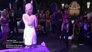 """Risa Binder's """"Just Like That"""" on General Hospital"""