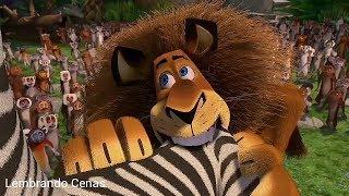 Gambar cover Madagascar (2005) - Alex fica louco (7/10) Filme/Clip