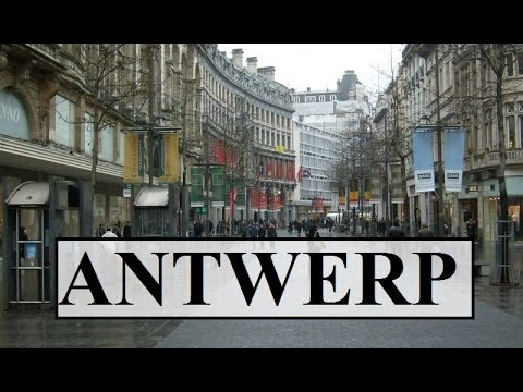 Belgium/Antwerp (Walking tour2)  Part 19