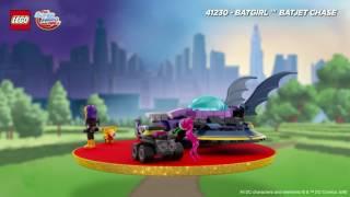 LEGO® DC Super Hero Girls™ - 41230 Batgirl™, urmărirea cu Batjet