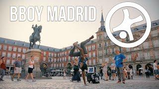 Streety w Madrycie   Kaos & Choco (Umami Dance Theater)