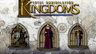 Total Annihilation: Kingdoms (+Iron Plague) [PC (Taros vs. Aramon) Adamantine Gate]