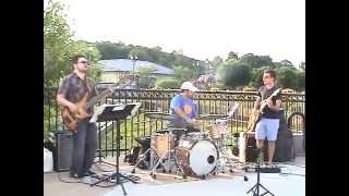 "Bootstrap - ""Voices Inside My Head"" (The Police) 7/18/14 Canton, CT"