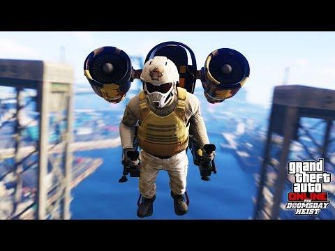 HIKEPLAYS: Grand Theft Auto 5 - THE DOOMSDAY HEISTS DLC Part 2