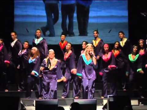 'Lean On Me' Animae Gospel Choir
