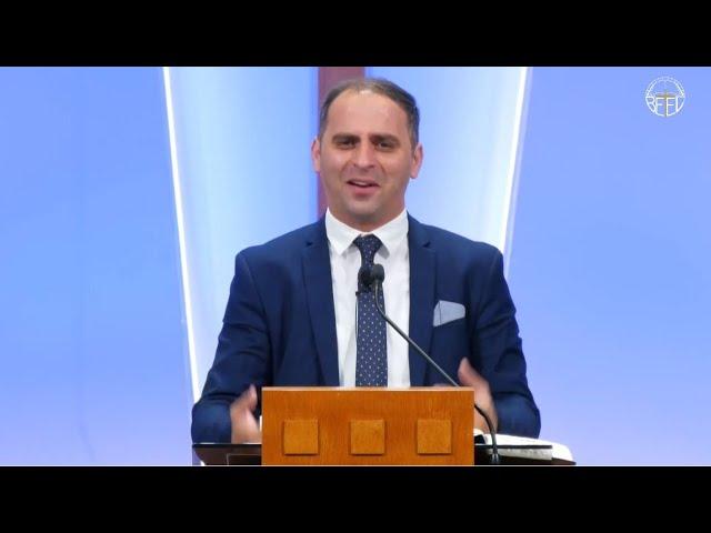 Serviciu divin - mesaj pastor Cioban Daniel - 12.09.2021 - seara