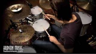 Benny Greb: Improvisation Lesson