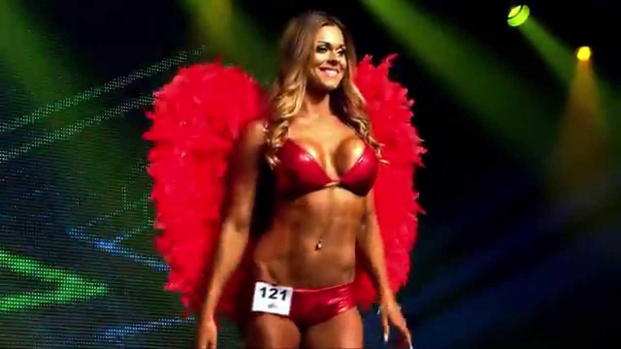 Tv MsBikini Fitness The America At '14 Show Renee Brady Universe PXOiuTkZ