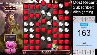Bejeweled 3: Stratamax ON CRACK