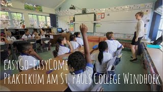 easyGo-easyCome Namibia - Praktikum am St. Pauls College