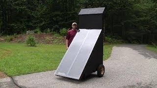 Solar Food Dehydrator