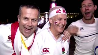 England cheers, All Blacks tears after momentous semi-final