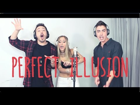 """Perfect Illusion"" - Lady Gaga [COVER BY THE GORENC SIBLINGS]"
