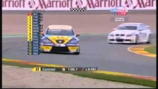 Michelisz Norbert Warm-up Valencia WTCC