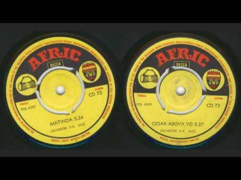 Matinda (Franco) - Franco & L'O.K. Jazz 1968