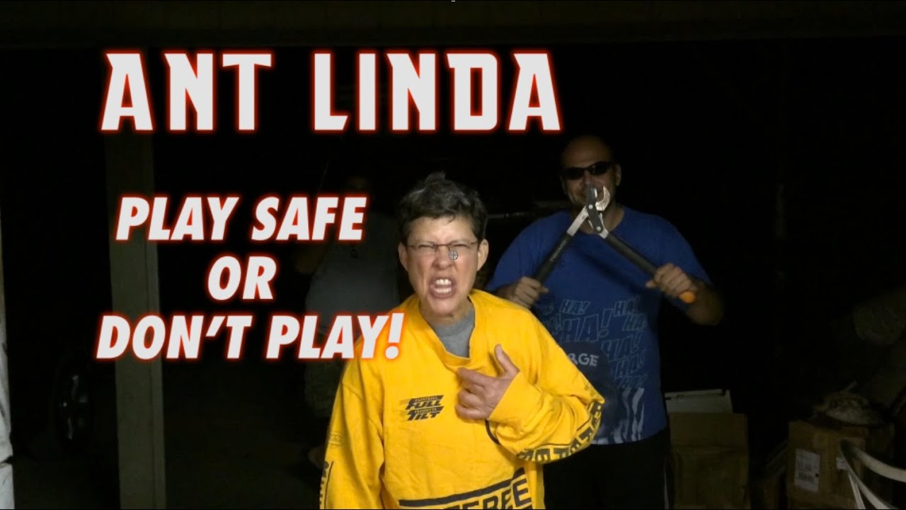 ANT Linda - Safe Paintball Masks, Safe Guns and no HOT ...