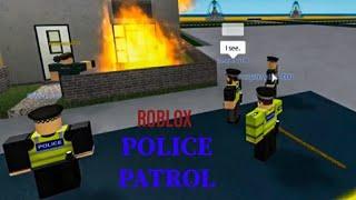 ROBLOX| Essxes, UK| Police Patrol