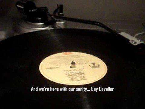 RICHIE HAVENS & PINO DANIELE - GAY CAVALIER (COMMON GROUND '