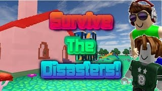 THE EPIC DUCK IS COMING!! - Survive The Disasters | Roblox
