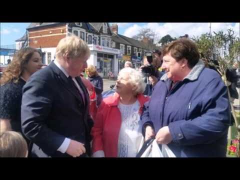 Welsh election: Boris Johnson claims Tories on the rise
