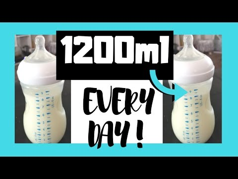 HOW TO INCREASE BREASTMILK SUPPLY WHEN PUMPING FAST & NATURALLY   10 TIPS