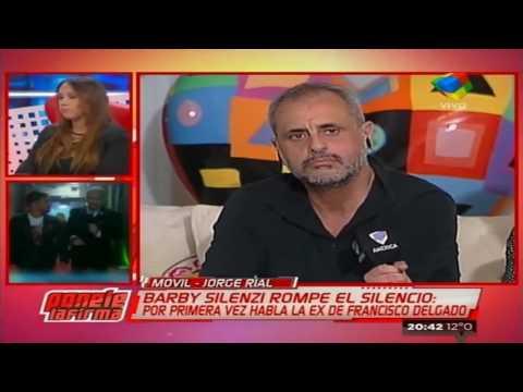 La ex de Francisco Delgado rompió el silencio