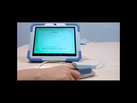 BG10 Yones Noninvasive Blood Glucose Testing Tablet PC