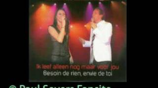 Paul Severs feat. Liesje - Besoin de rien envie de toi 2009