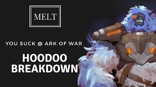 Ark of War - Hoodoo breakdown