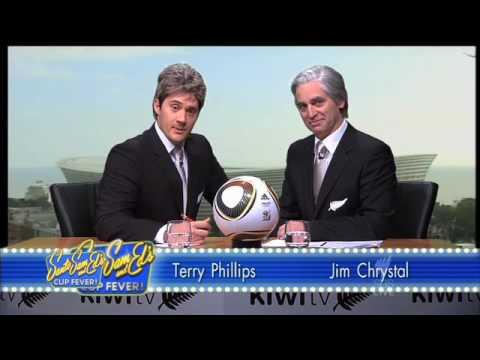 Santo, Sam and Ed's Cup Fever! Kiwi TV