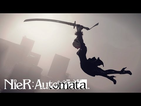 """NieR: Automata – """"Death is Your Beginning"""" Launch Trailer"""