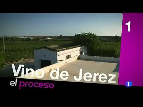 La elaboracion del vino de Jerez