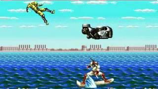Shinobi III: Return of the Ninja Master (Genesis) - Longplay [60 FPS]