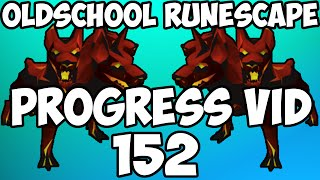 Oldschool Runescape - The Hunt for Cerberus | 2007 Servers Progress Ep. 152