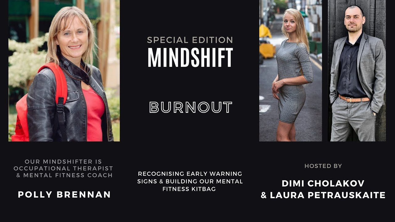 BURNOUT with Polly Brennan