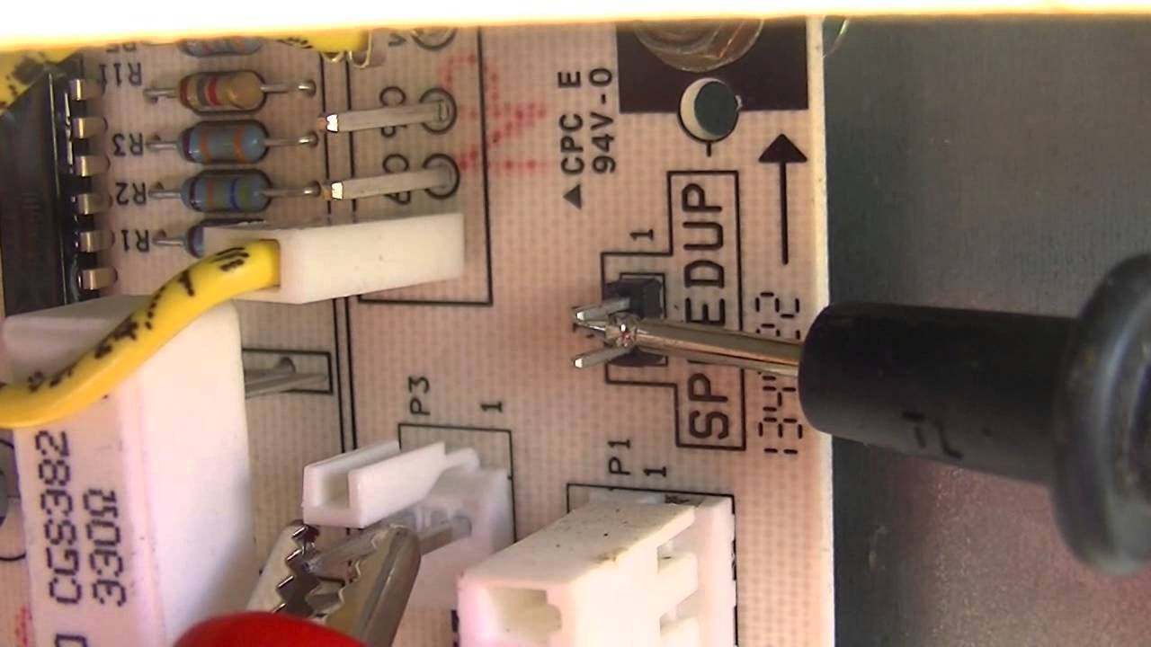 HVAC Service Training- Testing a Heat Pump Defrost Timer ...