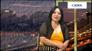 Ca si Mary Linh - ND Chris  Talkshow - VBS TV -  part 1