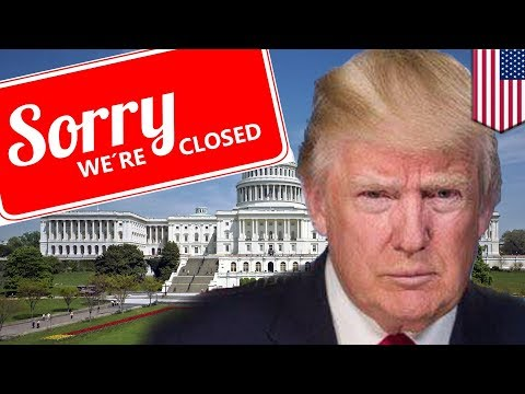 Government shutdown: U.S. 2018 government shutdown 2018