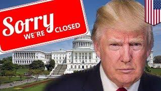 Government shutdown: U.S. 2018 government shutdown explained - TomoNews