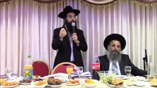 הרב יעקב בן חנן - הילולת רבי אהרון ראטה זצוק''ל על ידי הארגון הקדוש