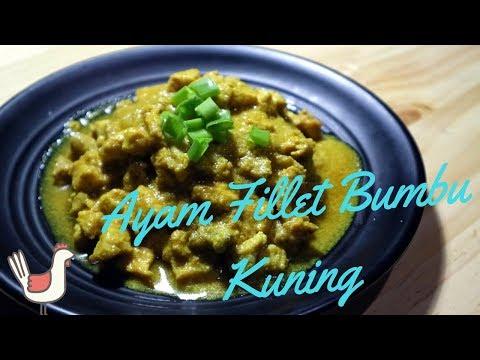 resep-memasak-ayam-fillet-bumbu-kuning-enak