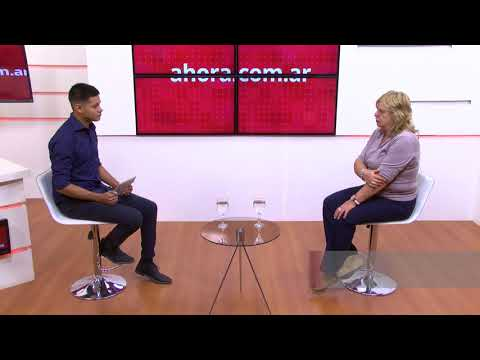 AHORA TV | Entrevista con Graciela Mingo